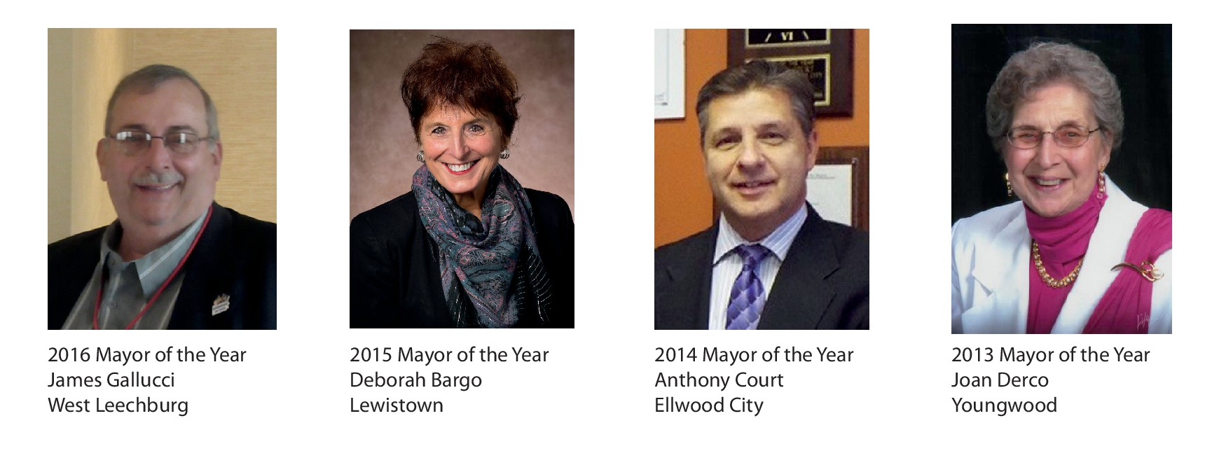 mayor of the year